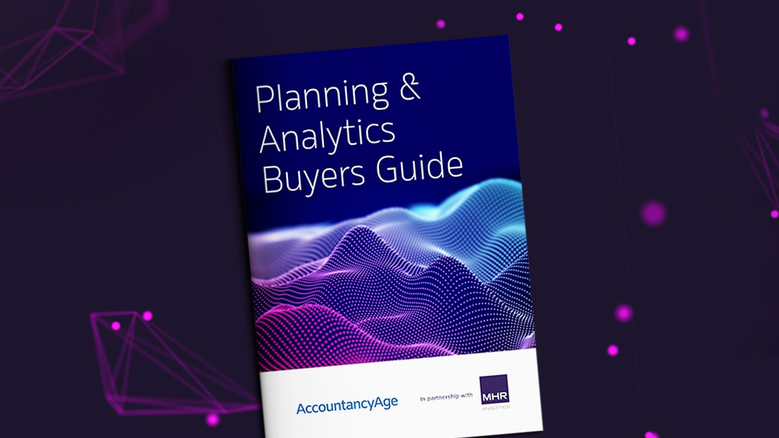 Planning and Analytics Buyers Guide